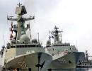 Китай стремительно наращивает военную мощь на море