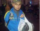Боевик «Айдара», вылеченный в Луганске, обвинил своих спасителей в том, что ему отрубили руку за татуировку «Слава Украине»