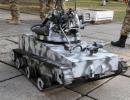 Украинские ученые подарили военным самодельный танк