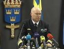 В территориальных водах Швеции обнаружена еще одна подводная лодка