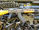 В ЛНР нашли тайник с оружием украинских диверсантов