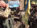 Бойцы 32 блокпоста: у нас не было ничего, воду давали ополченцы
