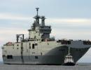 С российского «Мистраля» во Франции украли оборудование