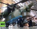 В Ростове-на-Дону показали новейший Ми-28НЭ «Ночной охотник»