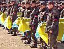 Украинская армия несёт значительные потери в живой силе