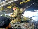 В аэропорту Донецка ВСУ по ошибке подожгли здание со своими