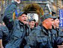 На Западной Украине взбунтовались голодные и замерзшие солдаты