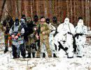 Харьковские партизаны атаковали блокпост под Изюмом, уничтожен БТР