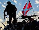 Три сценария для Донбасса