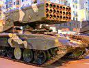 Российские военные питают слабость к термобарическим огнемётным установкам