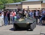 Беспилотный БТР «Фантом»: хорошая попытка Укроборонпрома