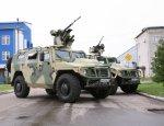 Когда автомобили «Тигр» с боевым модулем «Арбалет» поступят в войска