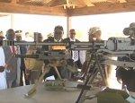 Морпехи Намибии запасаются российским оружием