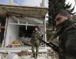 Сирийские военные не причастны к удару по лагерю беженцев в Идлиб