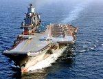 Украинские СМИ назвали поход «Адмирала Кузнецова» бесславным