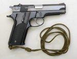 Штатный пистолет полиции США 1972-1980 гг S&W Model 59