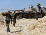 Хроника Сирии: бой в Эль-Кунейтре, террористы-разведчики в Даръа