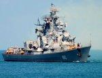 Российский сторожевик «встретил» американский эсминец ракетным залпом