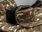 Карабахский солдат погиб в результате обстрела Азербайджана