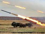 Огненный «Град» под Челябинском: кадры учений артиллерийских расчетов