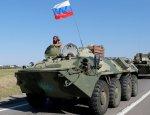 На юг России перебрасывают массированную группировку войск