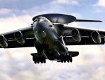 Летающая лаборатория для нового авиарадара А-100 «Премьер» в воздухе