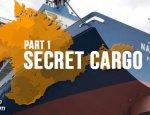 Тайный военный груз из Сирии в Крым