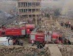 11 человек погибли в результате взрыва у полицейского управления в Туреции