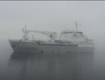 Российский флот получил судно для испытания вооружений