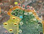 Сирийская армия взяла лагерь Хандарат и госпиталь Кинди севернее Алеппо
