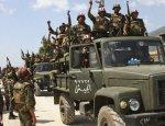 Сирийская армия «нокаутировала» боевиков на Голанских высотах