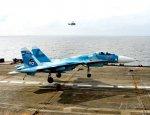 Стали известны подробности крушения Су-33 с борта «Адмирала Кузнецова»