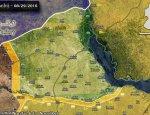 Протурецкие боевики и ИГ наступают на позиции курдов на севере Сирии