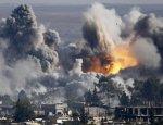 Сирийцы засняли точечные авиаудары по боевикам в восточном Алеппо