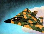 Новейший истребитель-неведимка XST Lockheed. США