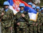 Миротворческий контингент Сербии отправился в Ливан