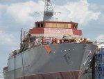 Началось строительство четвертого корабля противоминной обороны