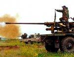ИГ предприняло мощную атаку на востоке Хомса
