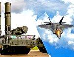 Сирийские летчики подставили американские F-22 прямо под российский С-400