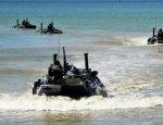 Украинские морские пехотинцы передают боевой опыт американцам