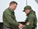 Захарченко рассказал, зачем направил батальон Моторолы в ЛНР
