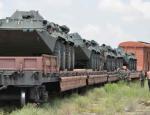 Состав с бронетехникой ВСУ уничтожен на Донбассе