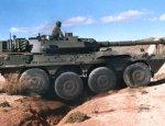 Итальянцы попытались бросить вызов российскому танку Т-14 «Армата»