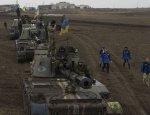На Донбассе начался новый виток военного конфликта