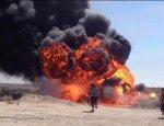 Сирийская армия уничтожила колонну боевиков. Опубликовано первое видео