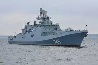 """""""Адмирал Григорович"""" 745"""