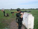 Мотострелки СФ ведут огонь: кадры учений