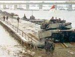 «Абрамсы» идут на Мосул по советским переправам