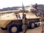 Хуситы захватили запасы оружия, уничтожили боевые машины саудитов