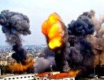 Асад скинул бочковые бомбы на протурецкие головы